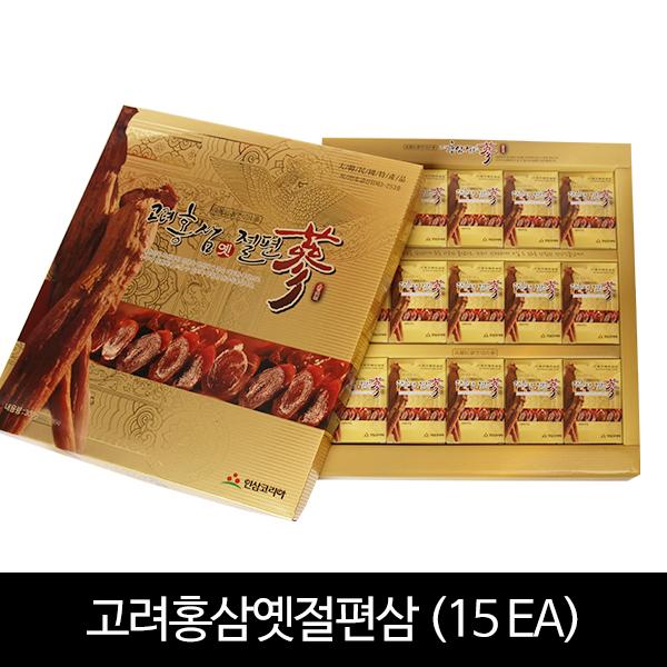 고려홍삼절편 15P(20g×15)